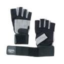 Тяжелоатлетические перчатки
